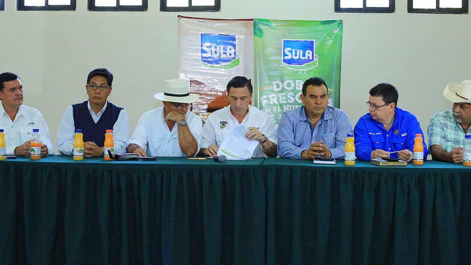 Conveniao Entre SAG, SULA, OIRSA Y AGAS