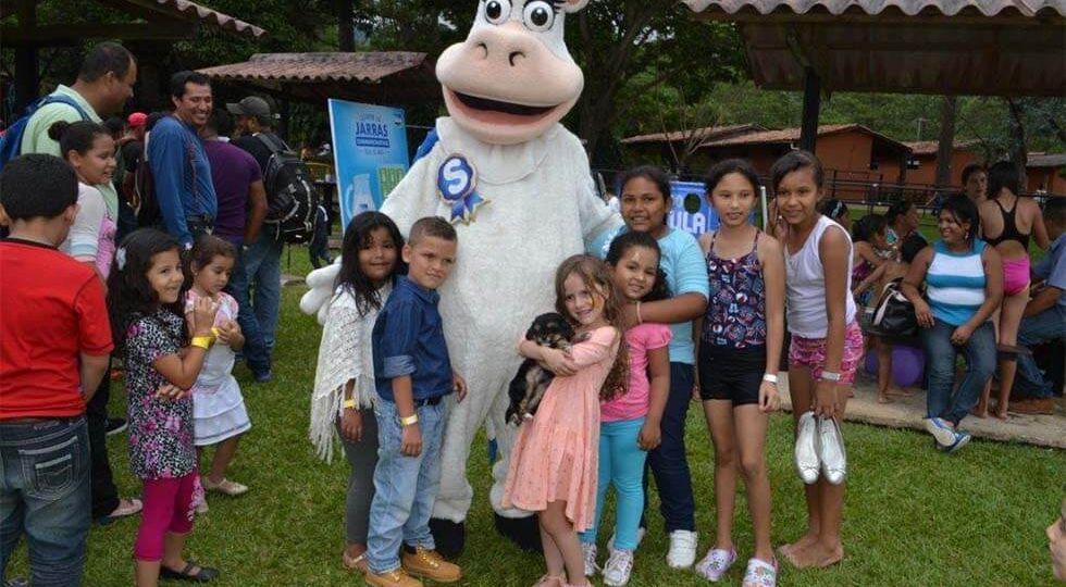 Lacthosa Sula Celebró A Lo Grande El Día Del Niño