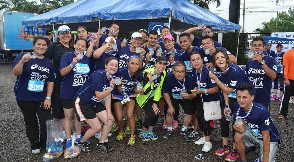 Éxito Total La 4ta Edición De La Maratón Sula