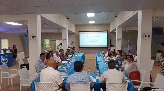 La 37 Reunión del Consejo Directivo se llevo a cabo en FEPALE