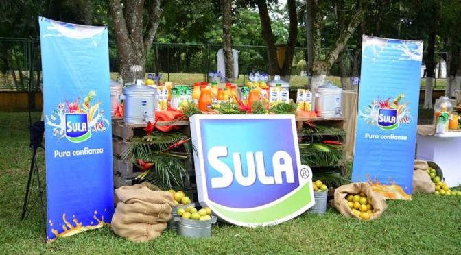 Cofrutco recolecta naranjas para que Sula prepare sus jugos