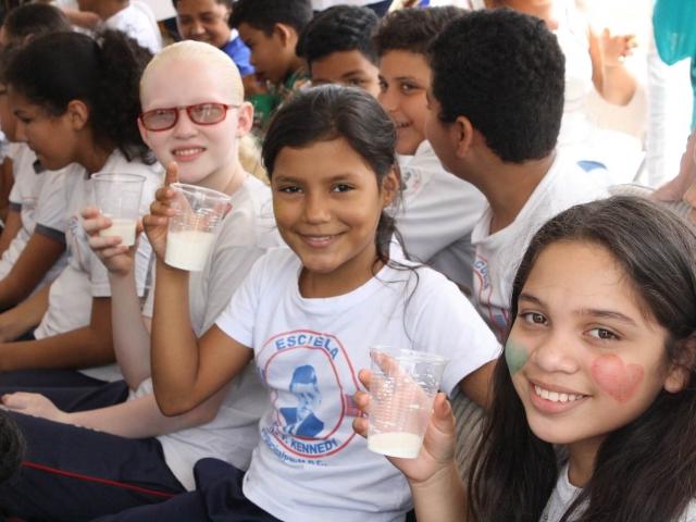 Lacthosa celebra el día mundial de la leche