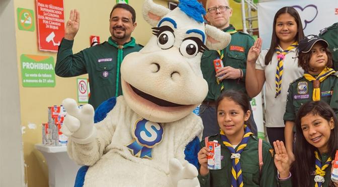 Lechetón 2018 sobrepasa la meta con 119,000 vasos de leche con apoyo de Sula