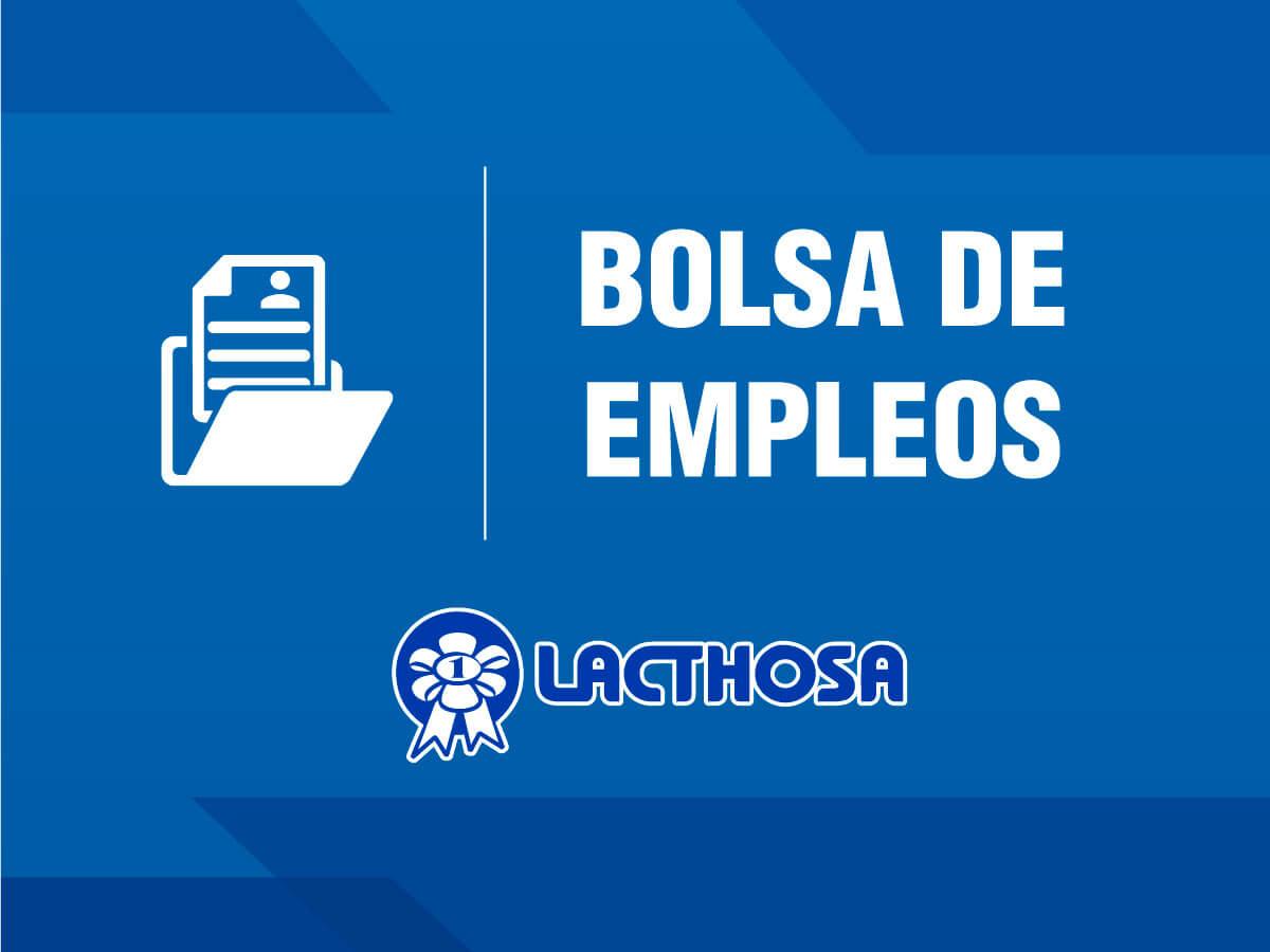 Lacthosa Honduras Bolsa Empleos De En Vacantes XX6T7x
