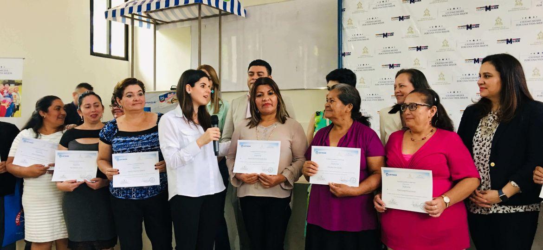 Lacthosa y Ciudad Mujer unen esfuerzosen apoyo a la mujer hondureña