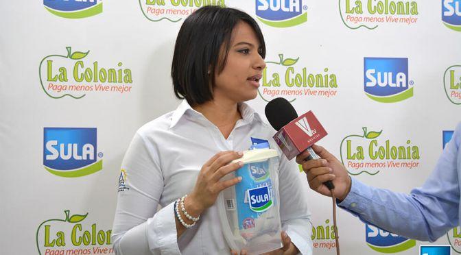 Practijarra Lechera de Sula y Supermercados La Colonia