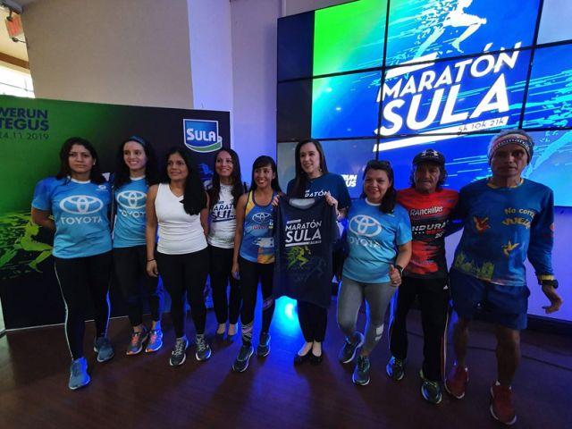 Octava edición de la Maratón Sula 2019, 24 de noviembre tus kilómetros harán la diferencia…