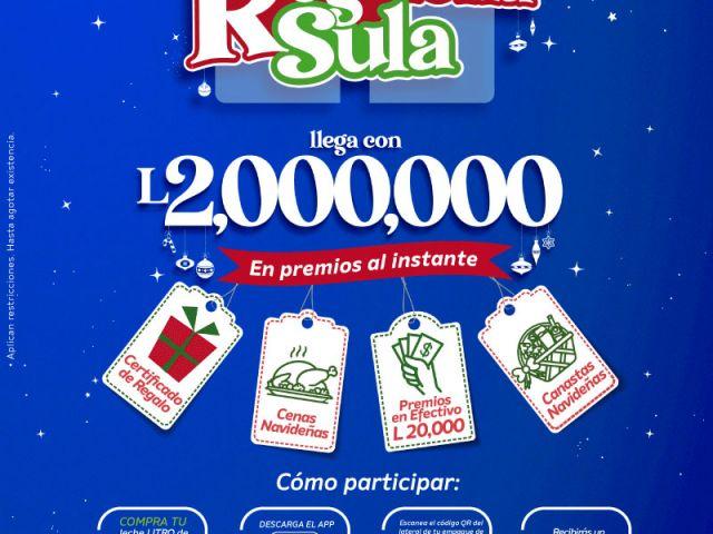 Navidad Regalona de Sula