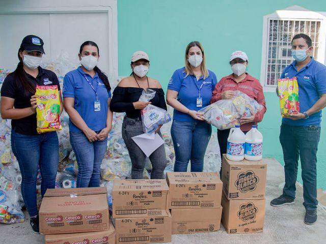 Sula se llena de solidaridad con los afectados del huracán Eta