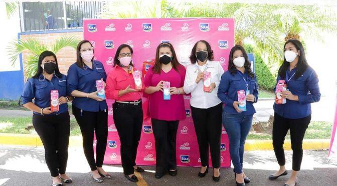 Sula, 12 años juntos apoyando la lucha Contra el cáncer de mama