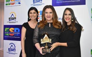 Lacthosa recibe por noveno año consecutivo el sello FUNDAHRSE