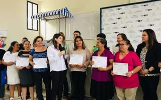 Lacthosa y Ciudad Mujer unen esfuerzos para empoderar a la mujer hondureña