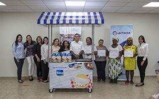 Lacthosa y Ciudad Mujer trabajando en pro de las mujeres hondureñas