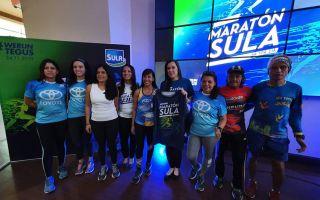 Octava edición de la Maratón Sula