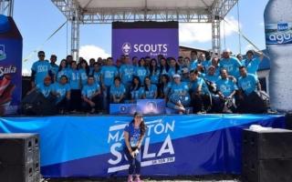 Éxito Total La 5ta Edición De La Maratón Sula