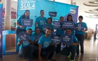Sampedranos Correrán La Gran Media Maratón Sula A Beneficio Del Banco De Alimentos De Honduras