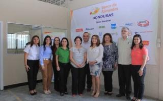 Banco De Alimentos De Honduras Apertura Su Nueva Sede En San Pedro Sula