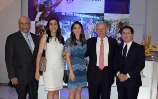 Lacthosa recibió el premio Orquídea Empresarial en la categoría de Mayor Exportador a Centroamérica