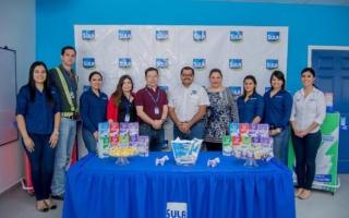 Sula incorporar el Sello de calidad de la Asociación Pediátrica Hondureña en sus prodcutos