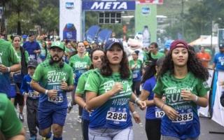 Tegucigalpa corriendo al ritmo de la Maratón Sula 2017